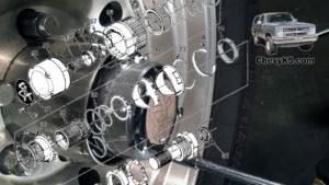 K5 Blazer Autolocking Hub Service, Repair, Lubricate