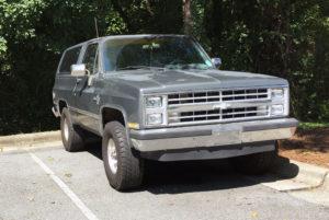 1988 K5 Blazer Silverado