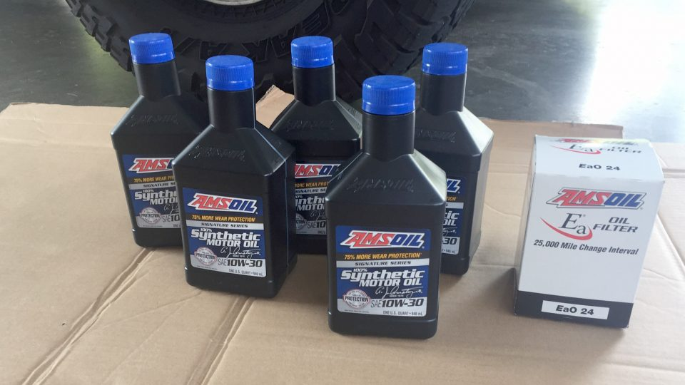amsoil chevy k5
